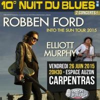 Nuit du Blues de Carpentras