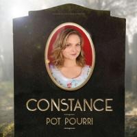 Constance en concert