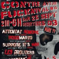 Contre Attack Fucknival #4