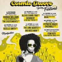 Cosmic Groove Festival