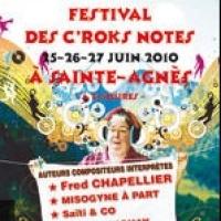 Festival Des C'rocks Notes