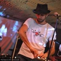 Del'Amott en concert