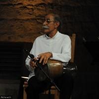 Djamchid Chemirani en concert