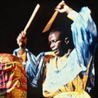 Doudou N'Diaye Rose en concert