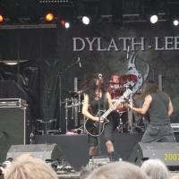 Dylath-Leen en concert