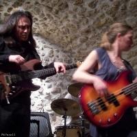 Electric Lady Band en concert