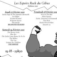 Les Espoirs Rock du Gibus