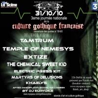 Festival Gothique Eurydice
