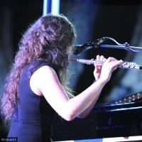 Eve Risser en concert