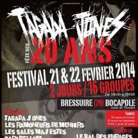 Festival des 20 ans de Tagada Jones