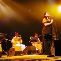 Françoise Atlan en concert