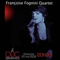 Françoise Fognini en concert