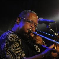 Fred Wesley en concert