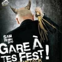 Gare A Tes Fest !