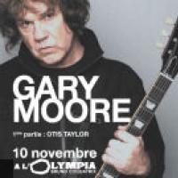 Gary Moore en concert
