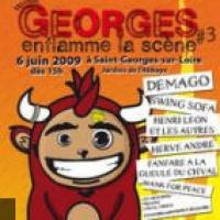 Festival Georges Enflamme La Scene