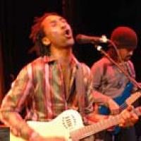Daby Touré en concert