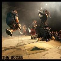 Booze Brothers en concert