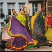 Ballet Folclorico Guadalajara en concert