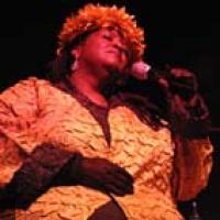 Gwen Matthews en concert