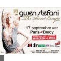 Gwen Stefani en concert