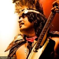 King Khan en concert
