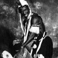 Kissima Diabaté en concert