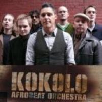Kokolo en concert