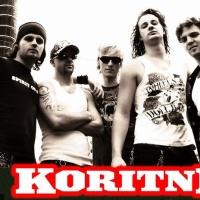 Koritni en concert