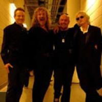 Led Zeppelin en concert