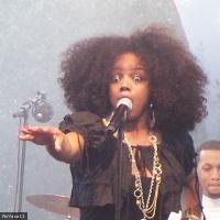 Leela James en concert