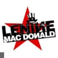 Lenine Mac Donald en concert