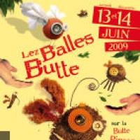 Lez Balles Butte