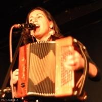 Ludmilla en concert