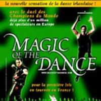 Magic of the Dance en concert
