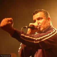 Magyd Cherfi en concert