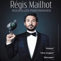 Régis Mailhot en concert
