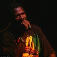 Maka Jah Shouga en concert