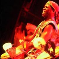 Mamady Keita en concert