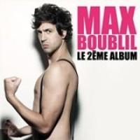 Max Boublil en concert