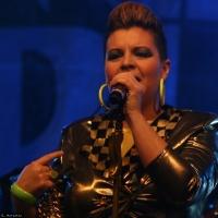 Miss Platnum en concert