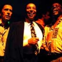 Trio Mocoto en concert