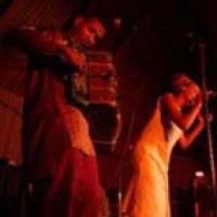 Monkomarok en concert