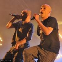 Mouss et Hakim en concert