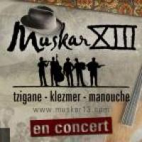 Muskar XIII en concert