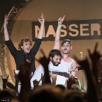 Nasser en concert