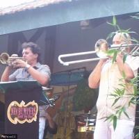 New Bumpers Revival Jazz Band en concert