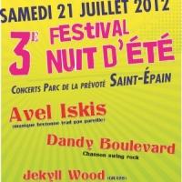 Festival Nuit d'été