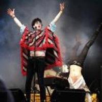 Pirate Love en concert