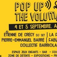 Pop Up the Volume